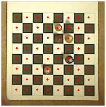 Detected Calibration Chessboard