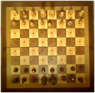 Robot Arm, Chess Computer Vision - Daniel's Blog » Daniel's Blog
